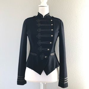 Forever 21 Tidal military style jacket